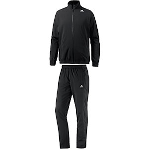 adidas TS Essential Trainingsanzug Herren schwarz