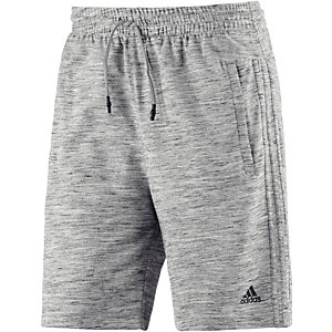 adidas Heather Shorts Herren grau