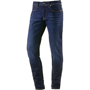 G-Star 3301 Slim Fit Jeans Herren dark denim