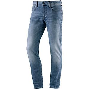 G-Star 3301 Straight Fit Jeans Herren light blue denim