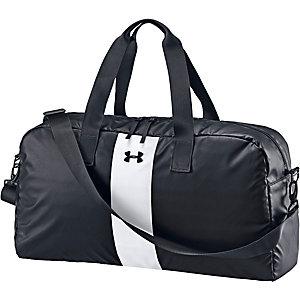 Under Armour Sporttasche Damen schwarz/weiß