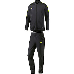 Nike Academy Trainingsanzug Herren grau/gelb