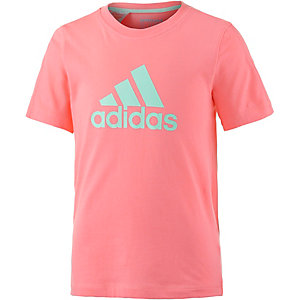 adidas Printshirt Mädchen rosa