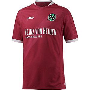 JAKO Hannover 96 16/17 Heim Fußballtrikot Herren rot