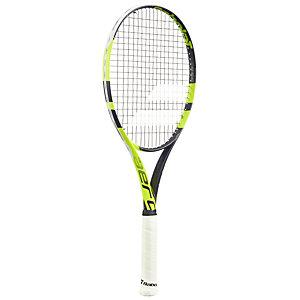 Babolat Pure Aero Lite Tennisschläger schwarz / neongelb