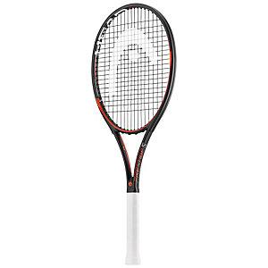 HEAD Graphene XT Prestige S Tennisschläger schwarz / weiß / rot