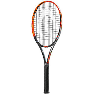 HEAD Graphene XT Radical Rev Pro Tennisschläger anthrazit / orange
