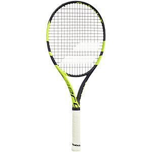 Babolat Pure Aero Team Tennisschläger schwarz / neongelb