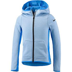 Nike Sweatjacke Mädchen blau