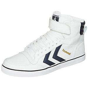 hummel Stadil Classic Sneaker weiß / anthrazit