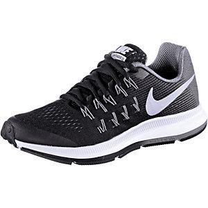 Nike Zoom Pegasus Laufschuhe Jungen schwarz