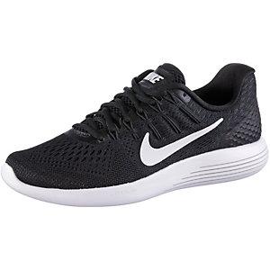 Nike Lunarglide 8 Laufschuhe Damen schwarz