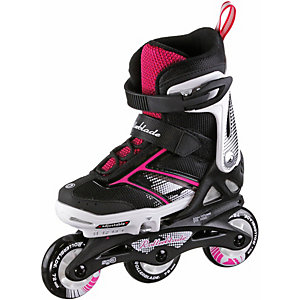ROLLERBLADE Spitfire Girl Fitness Skates Mädchen schwarz/weiß/rosa