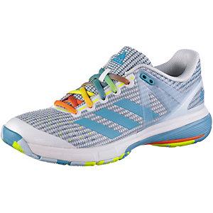adidas Court Stabil 13 W Fitnessschuhe Damen weiß/bunt