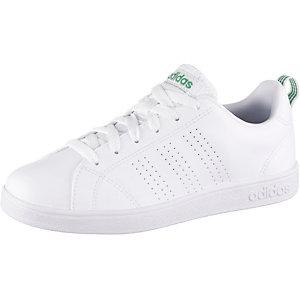 adidas VS Advantage Clean Sneaker Kinder weiß