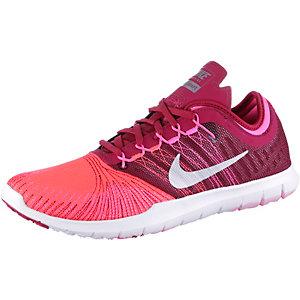 Nike Flex Adapt TR Fitnessschuhe Damen rot/bordeaux