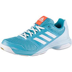 adidas Multido Essence W Fitnessschuhe Damen blau/weiß