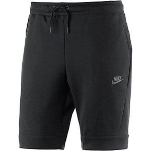Nike Tech Fleece Trainingshose Herren schwarz