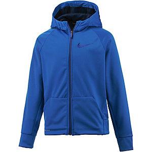 Nike Funktionsjacke Jungen blau