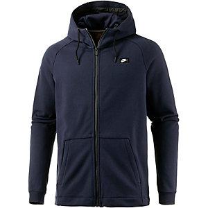 Nike NSW Modern Sweatjacke Herren dunkelblau