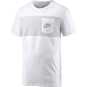 Nike Cortez Printshirt Herren weiß