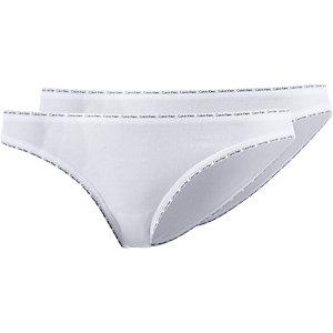 Calvin Klein Slip Damen weiß