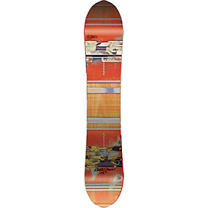 Nitro Snowboards Überspoon All-Mountain Board Herren orange