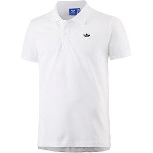 adidas Poloshirt Herren weiß