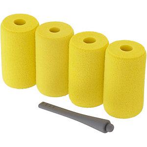 Croakies cfloat 4 arc Brillenband gelb