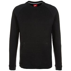 Nike Tech Fleece Crew Sweatshirt Herren schwarz