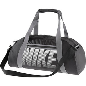 Nike Gym Club Sporttasche Damen schwarz/grau
