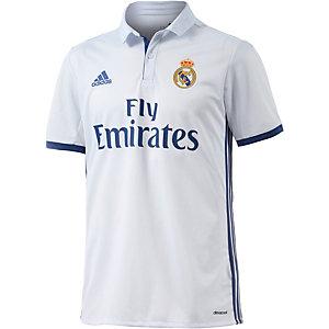 adidas Real Madrid 16/17 Heim Fußballtrikot Herren weiß