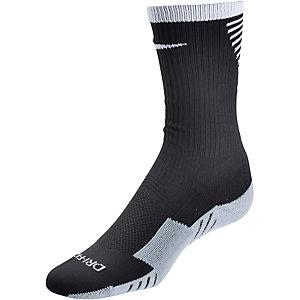 Nike Stadium Crew Stutzen schwarz/weiß
