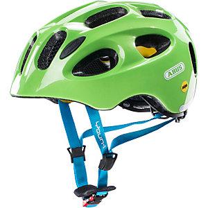 ABUS Youn-I Mips Fahrradhelm Kinder grün