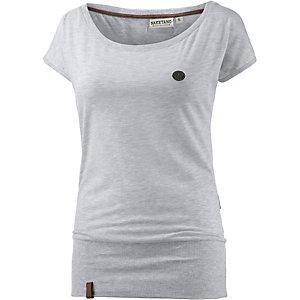 Naketano Wolle VIII T-Shirt Damen grau melange