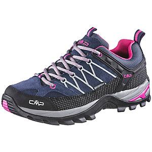 CMP Rigel Low Wanderschuhe Damen dunkelblau/pink
