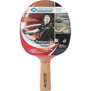 Donic-Schildkröt Persson 600 Tischtennisschläger schwarz