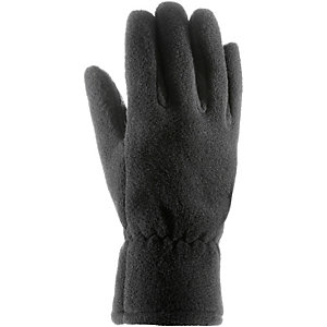 Jack Wolfskin Nanuk Paw Fleece Handschuhe Damen schwarz