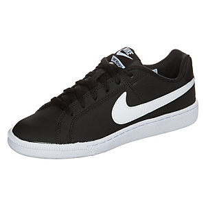 Nike Court Royale Sneaker Damen schwarz / weiß
