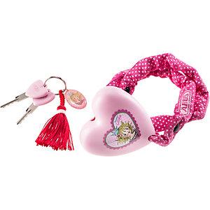 ABUS Lillifee Fahrradschloss Kinder rosa