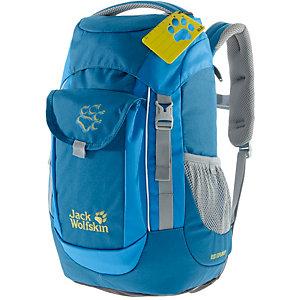 Jack Wolfskin Explorer Wanderrucksack Kinder blau/türkis