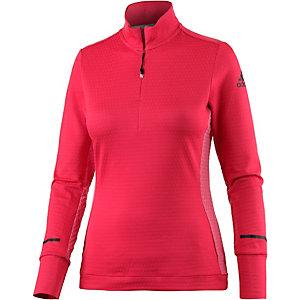adidas Xperior Active Laufshirt Damen rot