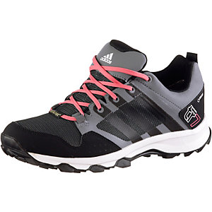 adidas Kanadia 7 GTX Laufschuhe Damen grau/schwarz/pink