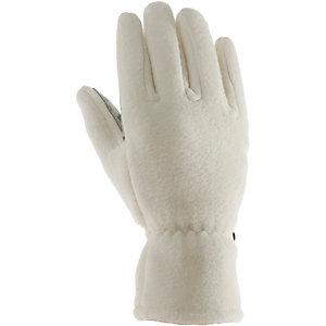 Jack Wolfskin Nanuk Paw Fleece Handschuhe Damen creme