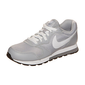 Nike MD Runner 2 Sneaker Mädchen grau / weiß