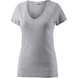 GARCIA T-Shirt Damen grau