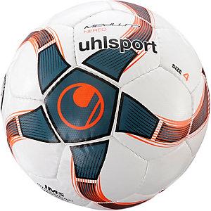 Uhlsport MEDUSA NEREO Fußball weiß/petrol/schwarz