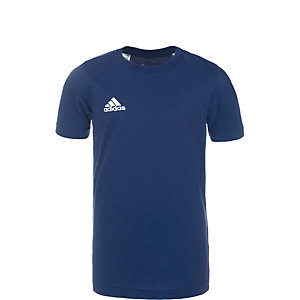 adidas Core 15 T-Shirt Kinder dunkelblau / weiß