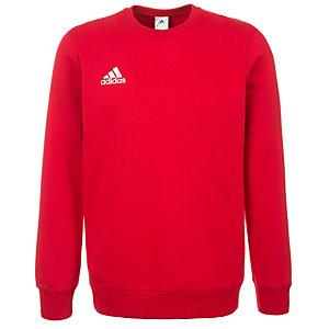 adidas Core 15 Sweatshirt Herren rot / weiß