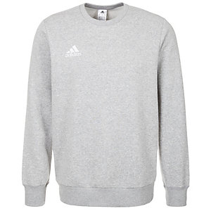 adidas core 15 sweatshirt herren grau wei im online. Black Bedroom Furniture Sets. Home Design Ideas